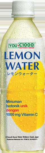 YOU•C1000 Lemon Water