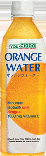 YOU•C1000 Orange Water