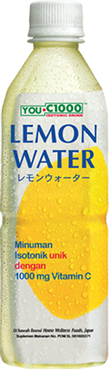 YOU•C1000 Lemon Water