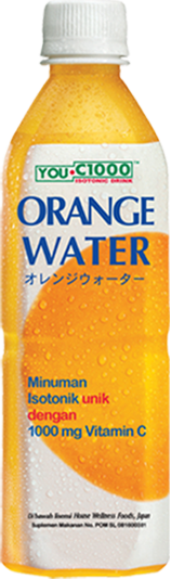 YOU•C1000 Orange Water